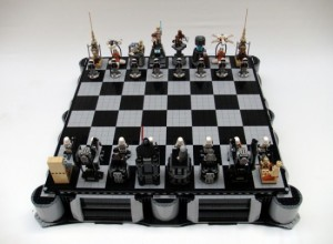 Star Wars Lego Chess Set