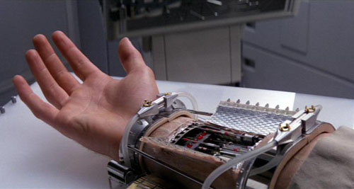 Luke Skywalker's Cyborg Hand