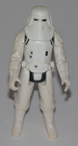 The Empire Strikes Back snow trooper