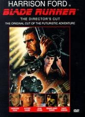 Blade Runner Director's Cut 1997 DVD Cover