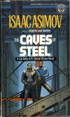 Caves of Steel Book Cover