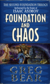 Foundation and Chaos book cover
