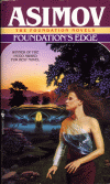 Foundation's Edge book cover