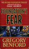 Foundation's Fear book cover