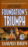 Foundation's Triumph book cover
