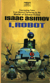 I-Robot Book Cover