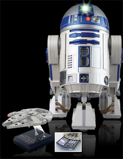 Nikko R2-D2 home theater