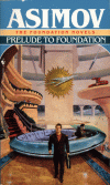 Prelude to Foundation book cover