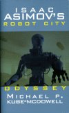 Robot City 1: Odyssey book cover