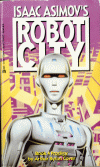 Robot City 4: Prodigy book cover