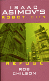 Robot City 5: Refuge book cover