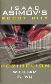 Robot City 6: Perhelion book cover