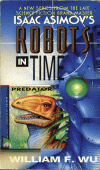 Robots in Time Predator book cover