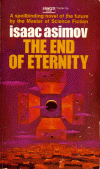 The End of Eternity book cover