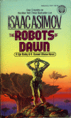 The Robots of Dawn book cover